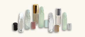 Glass Roll on bottles for Perfume